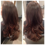 Salon Image Client Hair Styled 2