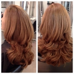 Salon Image Client Hair Styled